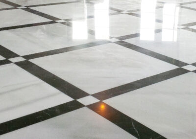 krystalizacja podłogi