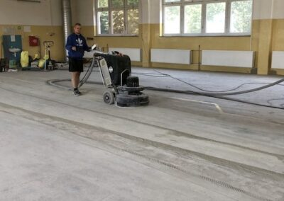 polerowanie posadzki betonowej