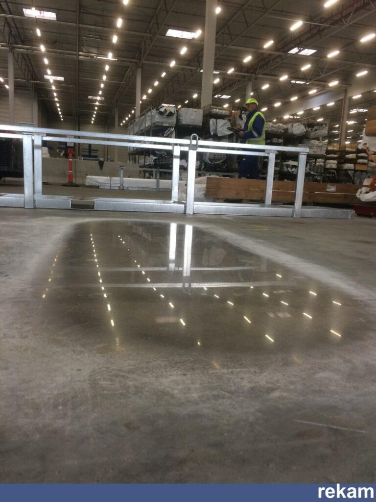 szlifowanie betonu
