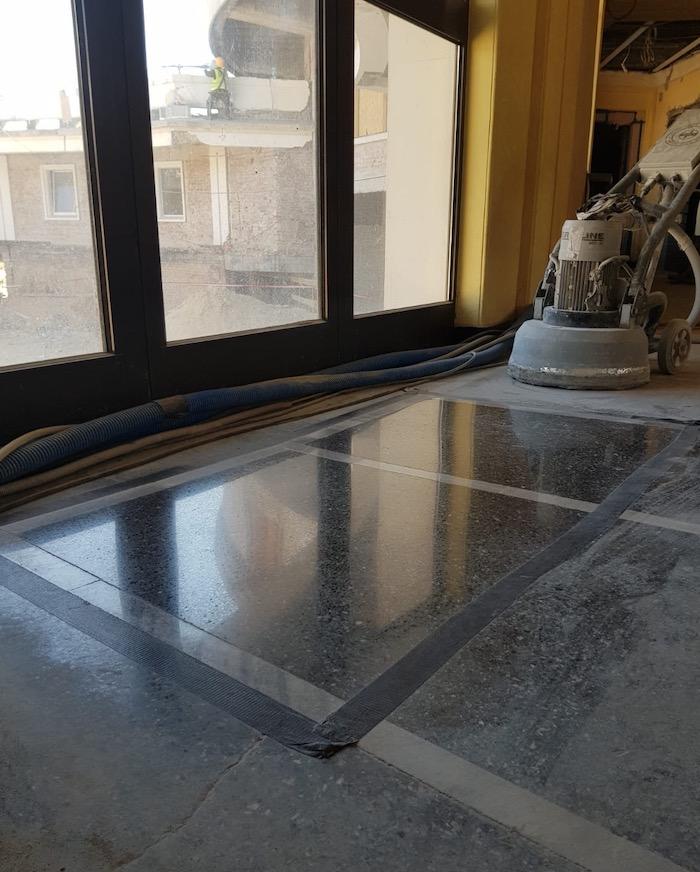 Renowacja lastryko